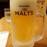 東京厨房 - 生ビール
