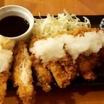 東京厨房 - おろしチキンカツ~ポン酢ソース~