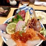 山忠 - 料理写真:特製山忠海鮮丼