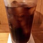 吟醸マグロ - コカ・コーラゼロ380円