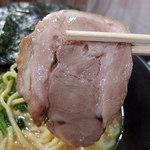 せんだい - 塩とんこつラーメン(700円)