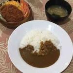 カフェファド - 料理写真:ランチカレーセット