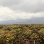 軽井沢倶楽部 ホテル軽井沢1130 - 屋上から浅間山方向