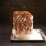 マツシタキッチン - 料理写真:カカオラズベリーミルク+チョコ☆