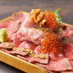 『映え肉マグロ』通常1980円⇒限定5組980円