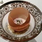 Grand rocher - かがやき卵のコンフィ