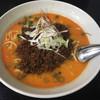 らーめん 麺の月 - 料理写真:担々麺(890円)