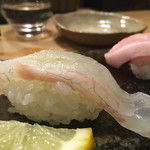 栄すし - 鯛