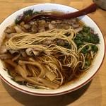 中華そば いまい - 全粒粉ストレート細麺