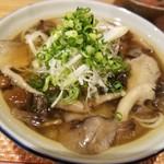 和食ながい - 天然ボリの稲庭うどん