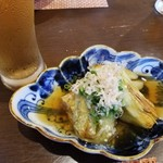 和食ながい - 焼きナス