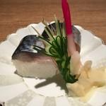 94726652 - 銀サバ棒寿司