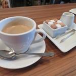 ビストロ フジハラ - コーヒー