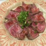 喬司 - 牛肉のタタキ