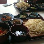 仲よし - 料理写真:うどん定食 800円(いちばん高額級デスw)