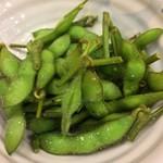 日本橋 伊勢定 - 枝豆