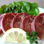 味園 - 料理写真:厚切り塩タン