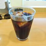 cafe LILAS - アイス珈琲