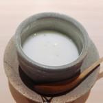 鮨 唐島 - 料理写真:○茶碗蒸し様