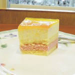 cafe LILAS - 断面