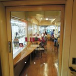 cafe LILAS - 入口
