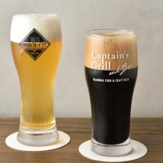 クラフトビール飲み比べ!