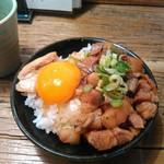 Homemade Ramen 麦苗 - コロ玉丼