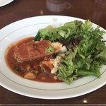 ブラッスリー ラ クラス - 豚肉のトマトソース煮