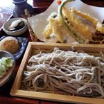 そばきり空蔵 - 料理写真: