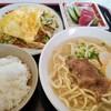 具志川そば - 料理写真:日替わりそばセット(B)
