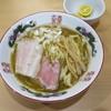 らぁ麺 丸山商店 - 料理写真:さんまらぁ~麺