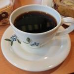 94738291 - 飲み物はホットコーヒー♪