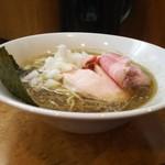 児ノ木 - 純煮干しそば¥750