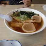 たっぴ - ラーメン 550円