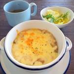 カフェプラスエー - 料理写真:チキンドリア