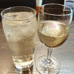 かなわ - 白ワイン&ハイボ-ル