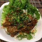 ゴールデン バガン - 砂肝のカレー煮