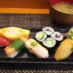 玄海鮨 - 玄 ランチ(800円)