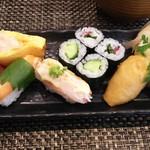 玄海鮨 - 玄 ランチのメイン