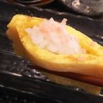 玄海鮨 - 玉子  です