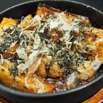 串ザンマイ - 山芋バター焼きアップ