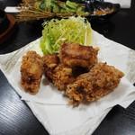串ザンマイ - 若鶏の唐揚げ