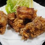 串ザンマイ - 若鶏の唐揚げアップ