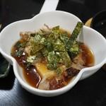 串ザンマイ - 揚げ出し豆腐