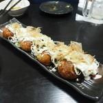 串ザンマイ - 揚げタコ焼き
