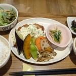 HORI cafe - 料理写真: