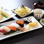 銀鱗寿司御膳【水曜日は200円引!】