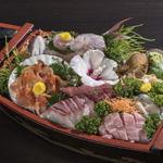 屋形船石川丸 - 新鮮な魚介