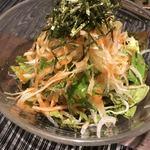 山鶏 ハナレ - サラダ