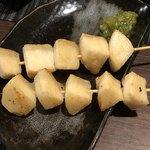 山鶏 ハナレ - 山芋